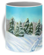 Frozen Sunshine Coffee Mug