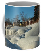 Frozen Surf Coffee Mug