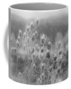 Frozen Teasel Coffee Mug by Jean Noren