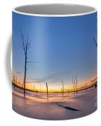 Frozen Trees Coffee Mug