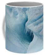 Frozen Turquoise Wonder... Coffee Mug