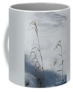 Frozen Wheat Coffee Mug