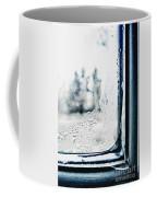 Frozen Windowpane Coffee Mug