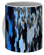 Frozen Zebra Coffee Mug