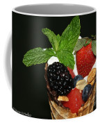 Fruit Cone Coffee Mug