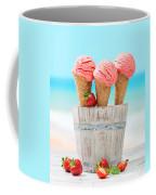 Fruit Ice Cream Coffee Mug