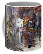 Fruit Market Coffee Mug