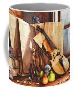 Fruit Of The Wood Coffee Mug