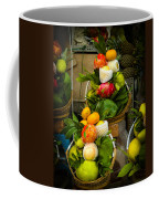 Fruit Stall In Vietnamese Market Coffee Mug