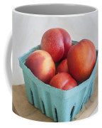 Fruit Stand Nectarines Coffee Mug