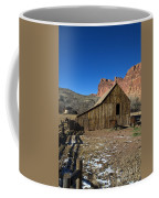 Fruita Horse Stable Capitol Reef National Park Utah Coffee Mug