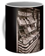 Fruits Et Legumes Coffee Mug by Olivier Le Queinec