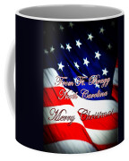 Ft. Bragg - Christmas Coffee Mug