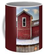 Ft Collins Barn 13496 Coffee Mug by Jerry Sodorff