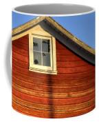Ft Collins Barn Sunset 2 13508 Coffee Mug