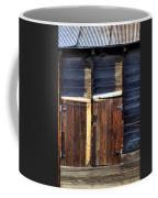 Ft Collins Barn Tin 13547 Coffee Mug