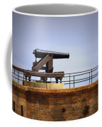 Ft Gaines - Cannon Coffee Mug