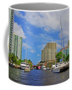 Ft. Lauderdale Canal Coffee Mug