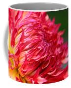 Fuchsia Flames Coffee Mug