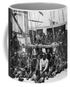 Fugitive Slaves, 1862 Coffee Mug