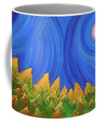 Full Moon Forest By Jrr Coffee Mug