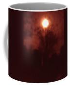 Full Moon Midnight In Garden Denmark Coffee Mug