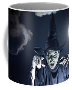 Full Moon Witch Coffee Mug