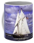 Full Sails Ahead Coffee Mug