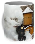 Full Steam Ahead Coffee Mug