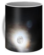 Full Taurus Moon Coffee Mug