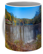 Full To Overflowing Coffee Mug