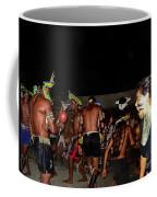 Fulnio Indians Of Brazil  Coffee Mug