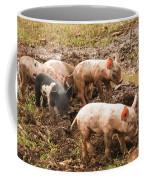 Fun In The Mud Coffee Mug