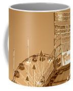 Fun Slide Sepia Coffee Mug