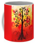 Fun Tree Of Life Impression IIi Coffee Mug