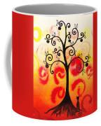 Fun Tree Of Life Impression Iv Coffee Mug