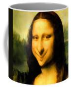 Fun With Mona Lisa Coffee Mug