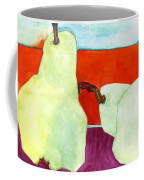 Fundamental Pears Still Life Coffee Mug