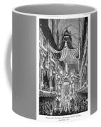Funeral Dauphine, 1746 Coffee Mug