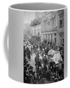 Funeral Of Queen Victoria Coffee Mug