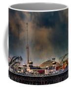 Funfair On The Pier Coffee Mug