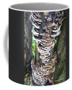 Fungus Invasion Coffee Mug