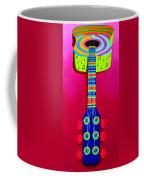 Funkadelic Guitar Coffee Mug