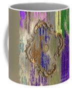 Funky British Shilling Coffee Mug