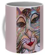 Funky Feline  Coffee Mug