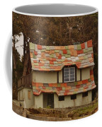 Funky House On 17 Mile Drive Coffee Mug