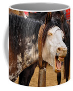 Funny Looking Horse Coffee Mug