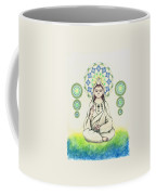 Fureai Quan Yin In Kyoto Coffee Mug