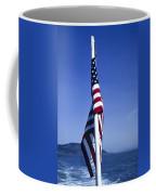 Furled Flag Coffee Mug