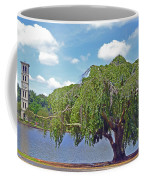 Furman Tree And Tower Coffee Mug